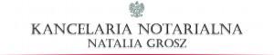 notariusz wrocław natalia grosz